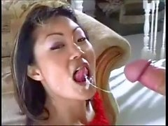 Lyla Lei, Nyomi Marcela, Lucy Lee, Aveena Lee - Asians Dick Jockeys
