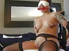 Bounded Hot Slut That Loves Fuck...