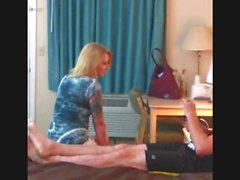Sara Seduces Her Stepfather