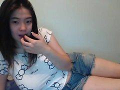 Азиатский Big Boobs Cam девушки Симпатичные 3