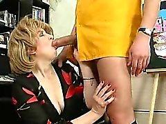 Mega Titty Pantyhose Milf Fucked