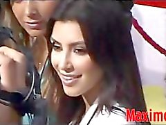 pie Kim Kardashian se