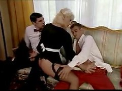 big tits maid serve 2 studs