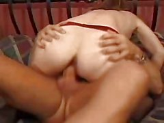 Sexy US Milf Gets UK Jizz