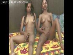 Sweet Desi Lesbians