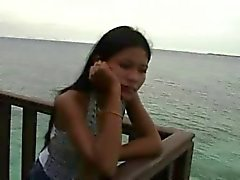 Thai Mädchen
