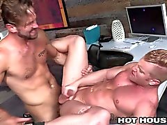 HotHouse CockSucking Teslim Hunk Fucked Gets