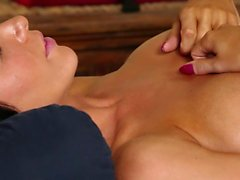 sweet massage actions from voyeur camera