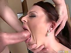 Sophie Dee gets her Big butt spanked and fucked