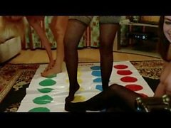 Girls naked twister 1
