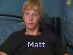 Прямая Мэтта соблазниться
