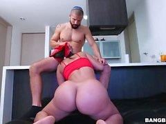 Carolina Rivera With Her Big Ass
