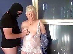 A avó Surpresa!