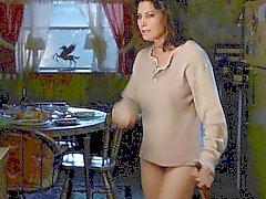 Gina Gherson figa pelosa
