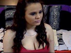 N1kk1 with pierced nipples