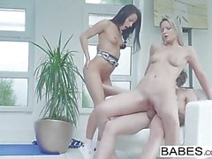 Babes - Step Mom Lessons - Samantha Jolie and Jason and Lexi