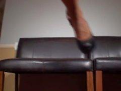 Pornstar Alanah Rae fucking in a homemade video