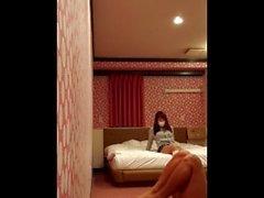 Japanese girl hard kick ballbusting【LONG ver.】
