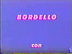 Bordello - Italian klassinen vintage euroa 1996