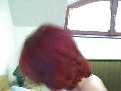 Redhead Mature Whore (Hungarian) - PART 1