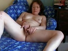 Very Horny Chubby Teen GF with nice wet hairy pussy