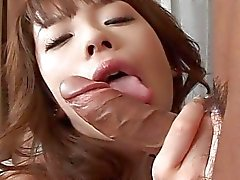 She is a slut getting fucked hard doggy style