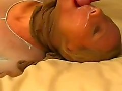 Pantyhose Face Orgasm