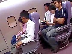 Japanska hytt skötare tjänsten