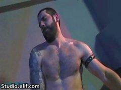 Tony Duque ve Aitor Crash gay porno