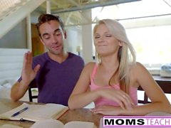 MILF Jennifer White Gets Creampie From Daughters Man