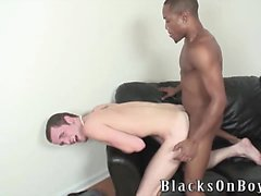 Jesse Bryce Wants Some Black Dick