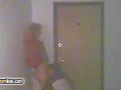 Hidden cam in corridor 1