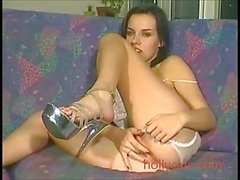 Russian Teen Nina Blowjob