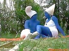 MogVid - Smurf Fuck - O - Rama