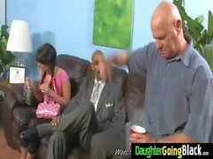 Hard Pounding In Nasty Aromatic Young Hoe Interracial 15
