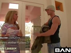 BANGcom: Slutty alistuva Stepmoms
