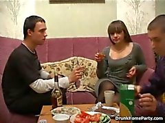 DHP - Drunken girl is ready to fuck the whole night long