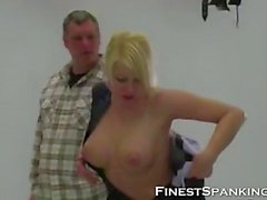 hardcore spanking fetish compilation