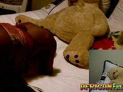 All Horny Black Girl in POV