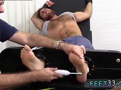 Gay big uncut dicks and bare feet Chase LaChance Is Back For