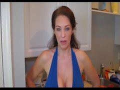Angry MILF From ExposedCougars Finds Her Relief Sucking Cock