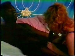Flame Interracial Scene in BLAZING BUTTS (1991)