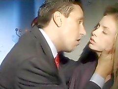 Alessia Romei & Simony - FFM Threesome