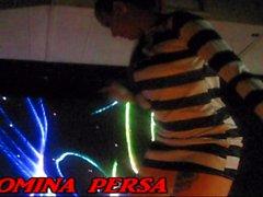 Domina Persa,,,Bdsm Show At Spank Event