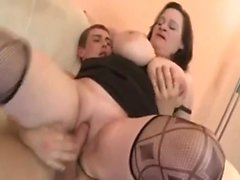 Milf bbw with huge tits hardcore sex