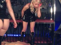 Spitting & Trampling Training by 2 Sirens