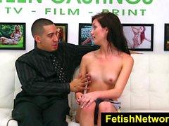 FetishNetwork Renee Roulette submissive