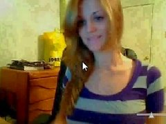 Hot Girl on Chatroulette -
