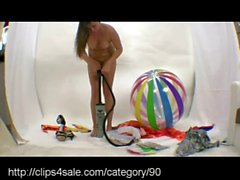 The Best In Inflatables Fetish at Clips4sale