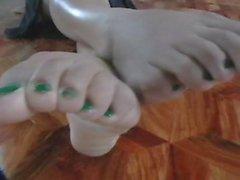 cherrylou asian feet